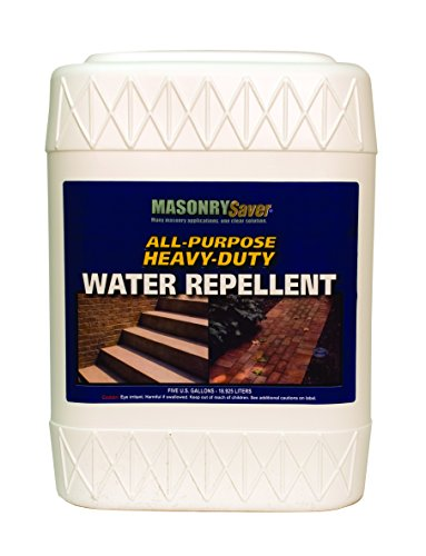 MasonrySaver All-Purpose Heavy Duty Water Repellent (5 Gallon)