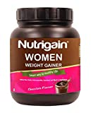 Nutrigain Women Weight Gainer Powder - 400 Gm (Chocolate Flavour)