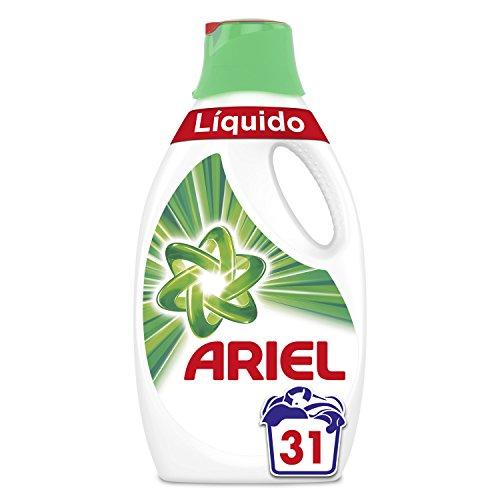 Ariel Original - Detergente Líquido 1.705l, 31Lavados