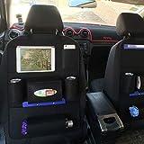 Marjorie Rare Pretty Car Storage Bag Universal Box Back Seat Bag Car Saving Space Multi -Function Storage Bag(None cc) -