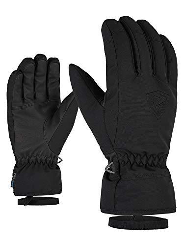 Ziener Gloves Gerino Gants de Ski pour Homme Taille Unique Noir