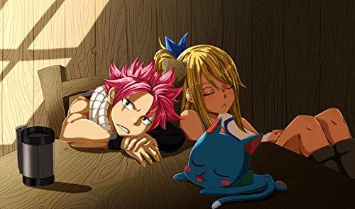 Fairy Tail Season 2 59cm x 35cm 24inch x 14inch Waterproof Poster *Anti-Fading* 7WP/261264469