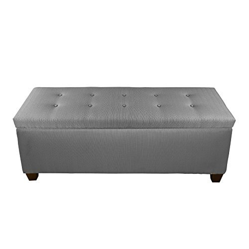 The Sole Secret Tufted Ottoman
