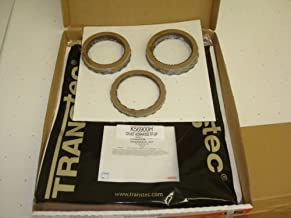 OTSPARTS FORD 4R44E/5R55E TRANSMISSION REBUILD KIT 1997-ON KIT CONTAINS TRANSTEC OVERHAUL KIT AND BORG WARNER FRICTIONS AND STEEL PLATES
