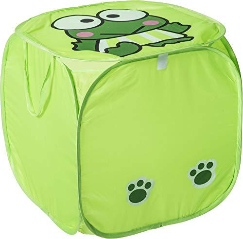 Bieco 04140002 - Pop Up Staubox Frosch