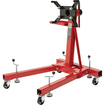 Strongway Rotating Engine Stand - 2,000-Lb. Capacity