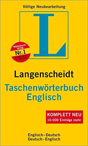 Langenscheidt Taschenwörterbuch Englisch, Neubearbeitung