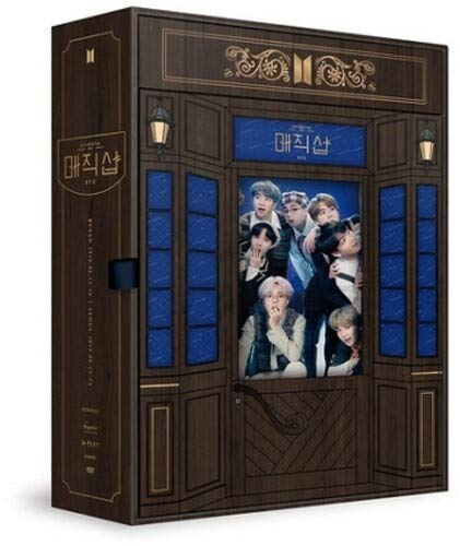 5th Muster Shop (4 DVDs. Incl. 156pg Photobook, Pop-Up Box, InvitationCard + Photocard) [USA]