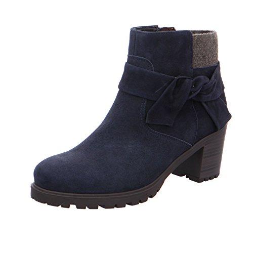 ARA Damen Stiefeletten Mantova 1247364-75 blau 519491