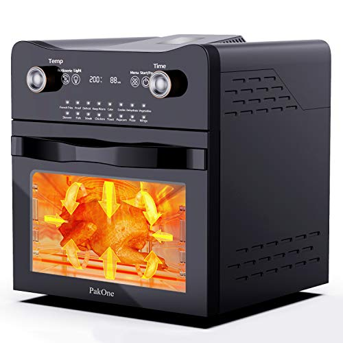PakOne baking and grilling oven