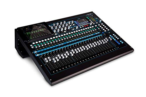 Why Should You Buy Allen & Heath QU-24C 30 In/24 Out Compact Digital Mixer, Chrome Edition (Renewed)