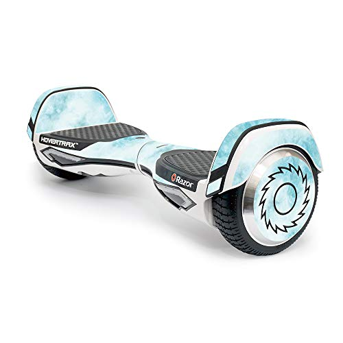 white hovertrax