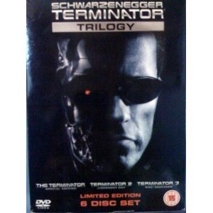 Terminator Trilogy - 6 Dvd Box Set - Terminator/Terminator 2 - Judgment Day/Terminator 3 - Rise Of The Machines [Edizione: Regno Unito] [Italia]
