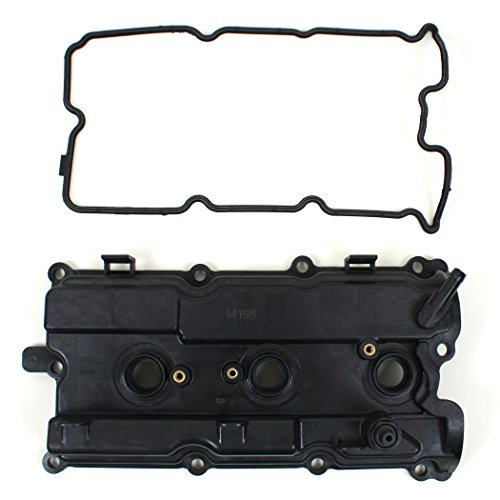 Brand New FVC120 Valve Cover, Valve Cover Gasket, Spark Plug Tube Seals (Right - Passenger Side) For Infiniti & Nissan 3.5L (3498cc) V6 Engine Code VQ35DE 2003-07 Murano
