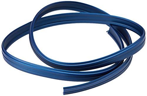 Leistenfüller uni blau 15.4mm breit