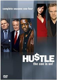 Hustle: Complete Seasons One - Four (DVD)