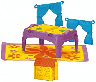 Fisher-Price Nickelodeon Dora The Explorer-Dora Magical Welcome House-Playroom