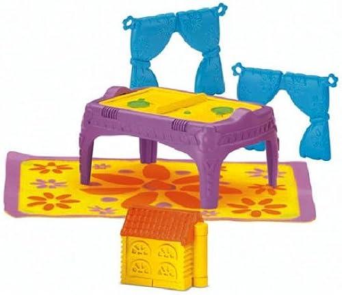 Fisher-Price Dora the Explorer-Dora Magische Welcome House-Spielzimmer