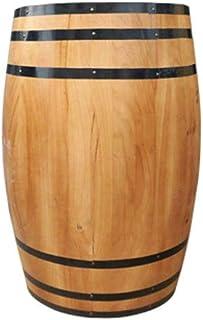 CPSH Tonneau à vin en Bois Barils en chêne, Tonneaux en Bois, Les barils de Whisky, Peut être utilisé pour Bière Spiritueu...