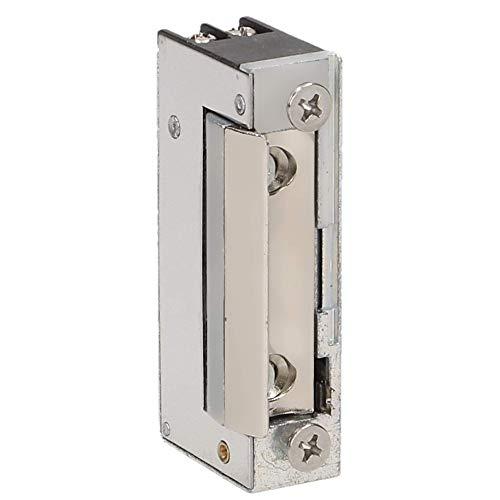 ORNO Mini-Größe Elektrischer Türöffner für Beide Linke und Rechte Tür Symmetrisch 9-16V AC/DC (Sperrklinke Blockade)