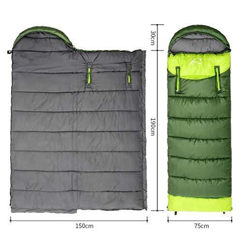 HuiHang Compact, ademend, geschikt voor reizen Slaapzak Compressietas Compressietas voor het opbergen van slaapzakken, huidvriendelijk draagcomfort