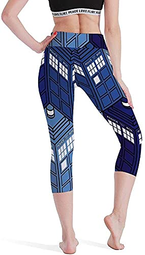 MODORSAN Infinite Phone Boxes Fitness Running Pantalones Tights Belly Control
