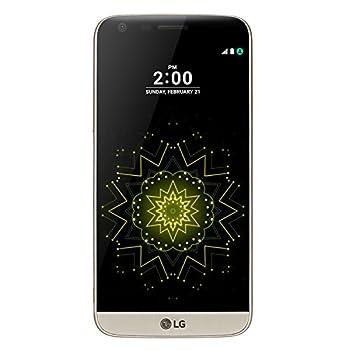 LG G5  32GB 4GB RAM  H820 5.3  Quad HD Display Dual Camera s 4G LTE GSM Unlocked Modular Phone  US Warranty  Gold