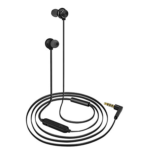 Wired Earbuds, Voice Changer,in-Ear Metal Earphones,Bass...