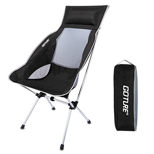 Goture Chaise Pliante Portable Super léger Haut...