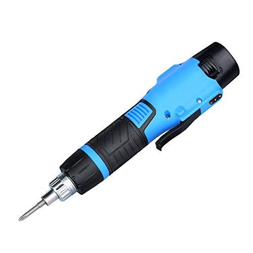 MXBAOHENG elektrische schroevendraaier oplaadbare schroevendraaier multifunctionele accu-laadboorgereedschap 12 V draaimoment instelbaar