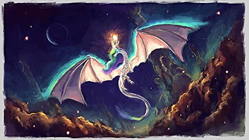 Poster Web My Little Pony Friendship Is Magic Dragon Princess Celestia Poster Print 30,5 x 45,7 cm (Multicolore) W-6341