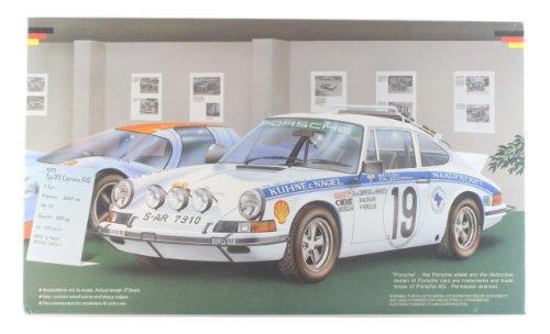 1/24 modelo Enthusiast Series 27 911 especificacioen de rally