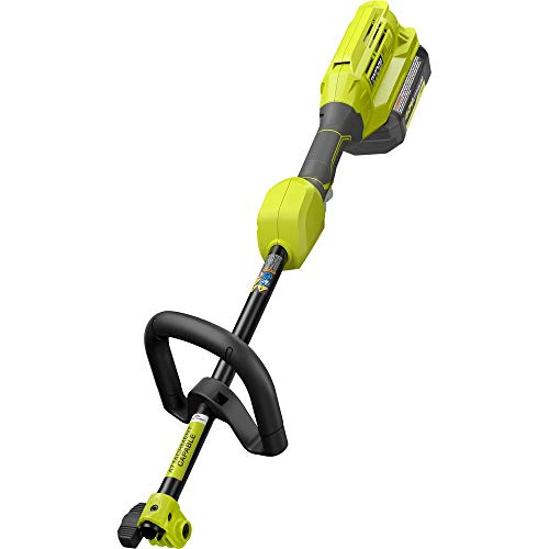 Why Choose RYOBI RY40226 Expand-It 40-Volt Lithium-Ion Cordless Attachment Capable Trimmer Power Hea...