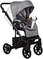 Baby Merc Travel Sistem Bebek Arabası Mosca Grey