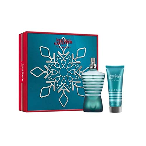 Jean Paul Gaultier Le Male Set /Eau de Toilette,75ml+Duschgel,75ml)