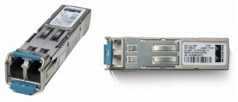 Cisco 1000BASE-SX SFP transceiver Module for MMF with Dom 1000Mbit/s 850nm convertidor de Medio - Convertidor de Red (1000 Mbit/s, 1000BASE-SX, Alámbrico, 1000 m, 850 NM, IEEE 802.3z)