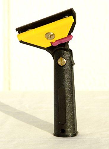 Sörbo Wischergriff flexibel | Fensterwischergriff | Griff für Abzieher beweglich | aus Kunststoff