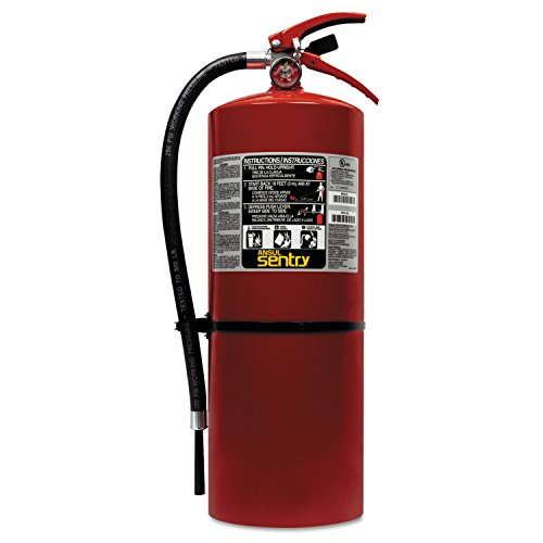 Ansul 850-434747 Sentry Dry Chemical Hand Portable Extinguisher, 20 lb