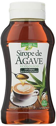 Hijas Del Sol Bio Sirope de Agave Ecológico Bio - 500 ml