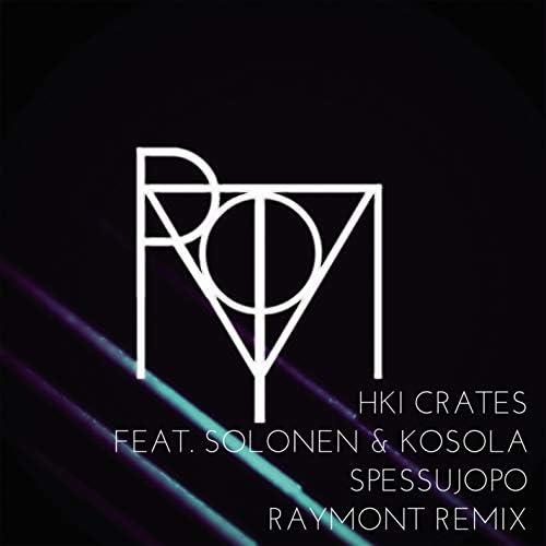 HKI Crates feat. Solonen & Kosola