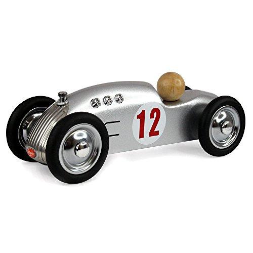 Baghera - 422 - Véhicule Miniature - Modèle Simple - Rocket - Argent