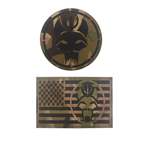 American Sniper Devil of Ramadi Navy Seal Team DEVGRU Morale Sew Iron on Patch