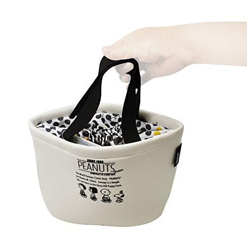 スケーター トートバッグ 巾着 ショッピングバッグ ランチバッグ スヌーピー WSLBK1