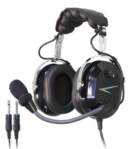HD1200A COBRA Aviation Headset (Black)