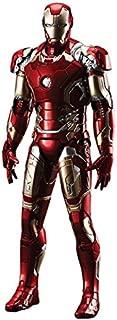 Dragon Models 1/9 Age of Ultron Iron Man Mark 43 Action Hero Vignette Building Kit (Multi-Pose Version)