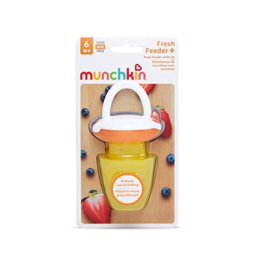 Munchkin Anneau d'Alimentation Filet avec Protection - Modèle Aléatoire