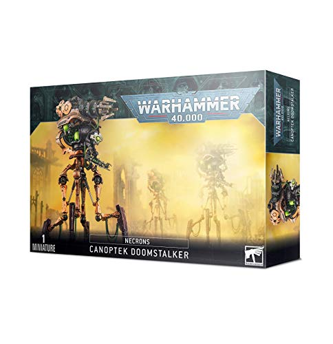 Games Workshop Warhammer 40k - Necron Marauder Canoptek
