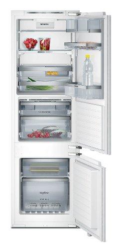 Siemens KI39FP60 iQ700 Einbau-Kühl-Gefrier-Kombination / A++ / Kühlen: 128 L / Gefrieren: 61 L / SuperFreezing / SuperCooling / Flachschanier