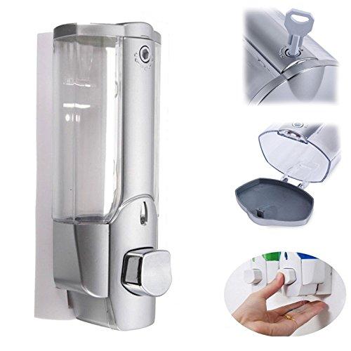 OVBBESS 350ml montaje en pared jabón baño ducha champú dispensador hogar caliente