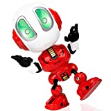 Good and enthusiastic robot– Force1 Mini Talking Robot with Bright LED Review